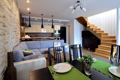 Apartamenty EchoDom Brzozowa 8